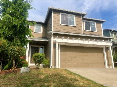 Olympia Single Family Home For Sale: 1441 Grindstone Dr SE