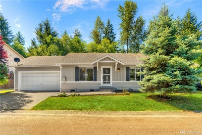 Puyallup WA Single Family Home For Sale: $249,000