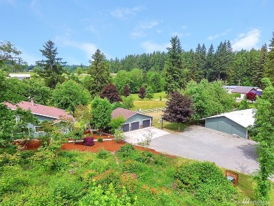 Tenino Single Family Home For Sale: 2425 140th Ave SW