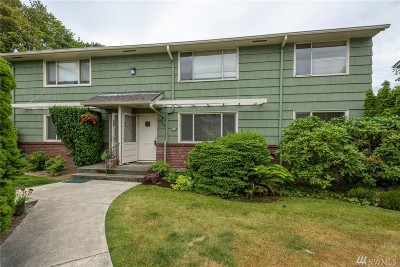 Bellingham WA Condo/Townhouse For Sale: $205,000