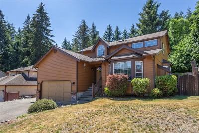 Sumner Single Family Home For Sale: 11606 218th Av Ct E