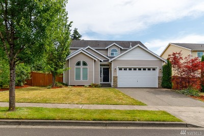 Tumwater Single Family Home For Sale: 4413 Blackstone Dr SW