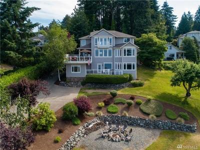 Lake Stevens Single Family Home For Sale: 10721 Vernon Rd