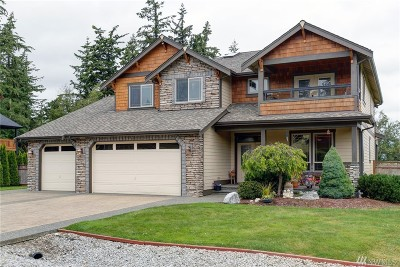 Lynden Single Family Home For Sale: 168 Heritage Lane