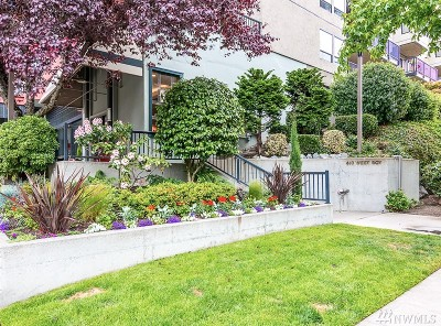 Seattle WA Condo/Townhouse Sold: $630,000
