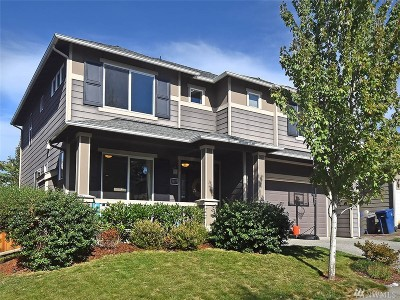 Lynnwood Single Family Home For Sale: 907 207th St SW