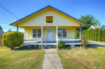 Single Family Home For Sale: 1425 S 53rd St