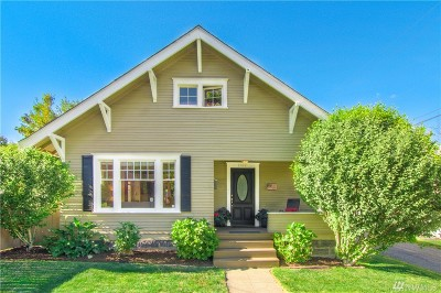 Everett Single Family Home For Sale: 1709 22nd St
