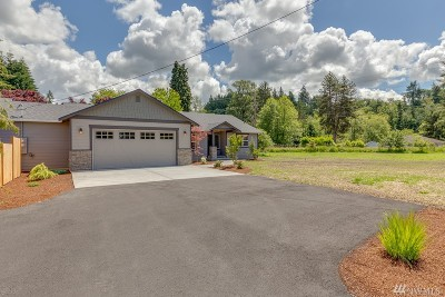 Snohomish Single Family Home For Sale: 519 147th Ave SE #B