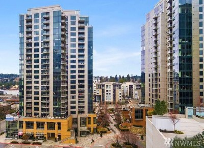 King County Condo/Townhouse For Sale: 10610 NE 9th Place #2309