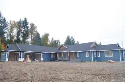 Eatonville Single Family Home For Sale: 4528 370th St E