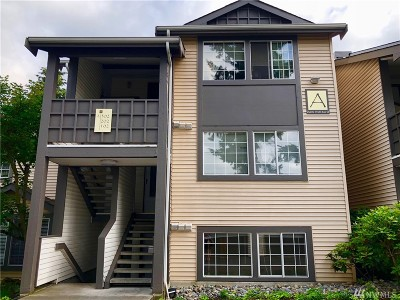 Kent WA Condo/Townhouse For Sale: $215,000