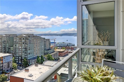 Seattle Condo/Townhouse For Sale: 2929 1st Ave #1120