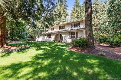 Redmond Single Family Home Contingent: 7224 237th Ave NE