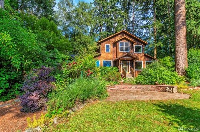 Bainbridge Island Single Family Home For Sale: 15070 Komedal Rd NE