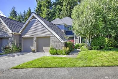 Bellevue WA Single Family Home For Sale: $1,508,000