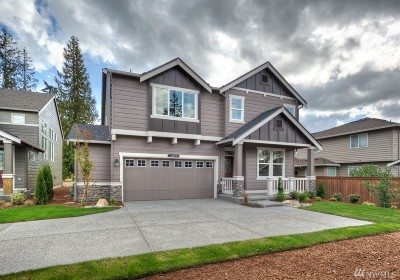 Lacey Single Family Home Contingent: 2903 Fiddleback St NE #115