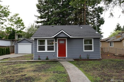 Seattle Single Family Home For Sale: 10651 2nd Ave SW