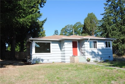 Burien Single Family Home For Sale: 13405 2nd Ave SW