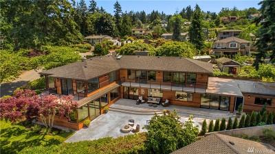 Edmonds Single Family Home For Sale: 8120 Talbot Rd