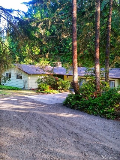 Port Orchard Single Family Home For Sale: 3977 Anderson Hill Rd SW