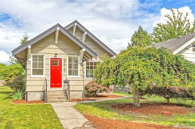 Single Family Home For Sale: 4325 S Thompson Ave