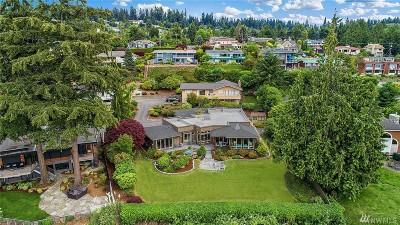 Edmonds Single Family Home For Sale: 16912 Talbot Rd