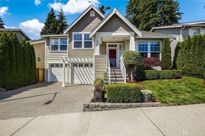 Lynnwood Single Family Home For Sale: 3721 206th Place SW