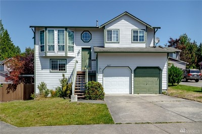 Lake Stevens Single Family Home For Sale: 8427 4th Place SE