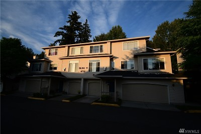 Auburn WA Condo/Townhouse For Sale: $249,999