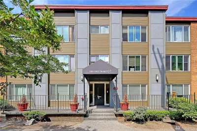 Seattle Condo/Townhouse For Sale: 1707 Boylston Ave #304