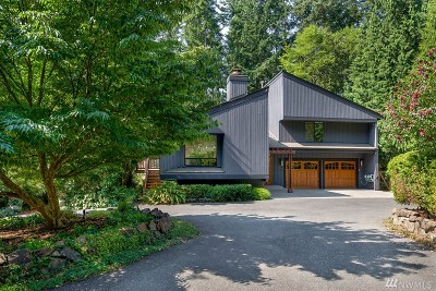 Woodinville Single Family Home For Sale: 15910 NE 139th Place