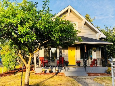 Single Family Home For Sale: 6221 S Oakes