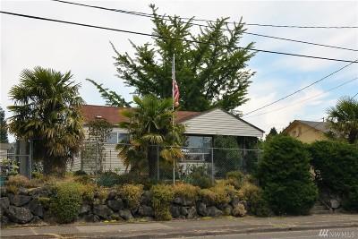 Single Family Home For Sale: 7829 Yakima Ave