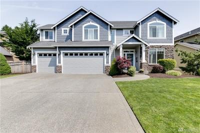 Sumner Single Family Home For Sale: 12917 195th Av Ct