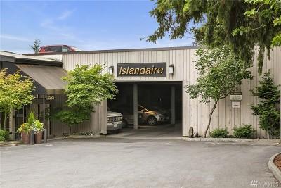 Condo/Townhouse Sold: 2920 76th Ave SE #110