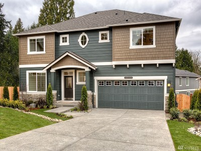 Marysville Single Family Home For Sale: 8114 80th St NE #8