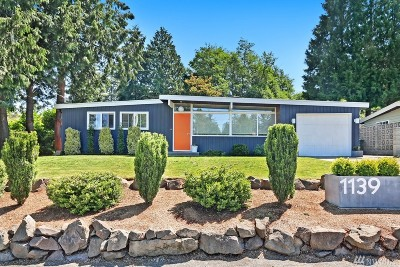 Edmonds Single Family Home For Sale: 1139 3rd Ave S