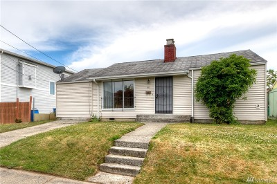 Seattle Single Family Home For Sale: 3919 S Warsaw St