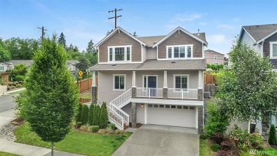 Everett Single Family Home For Sale: 11528 56th Dr SE