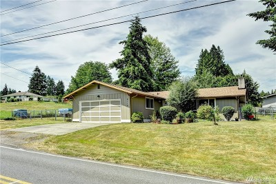 Snohomish Single Family Home For Sale: 2118 16th St