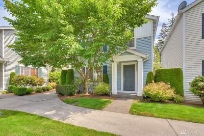 North Bend, Snoqualmie Condo/Townhouse For Sale: 34530 SE Osprey Ct