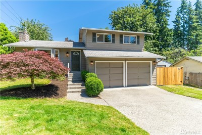 Bothell Single Family Home For Sale: 21607 6th Ave W