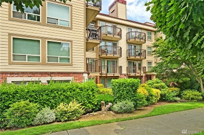 Seattle Condo/Townhouse For Sale: 566 Prospect St #205
