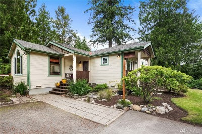 North Bend WA Single Family Home For Sale: $490,000