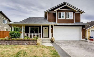Bellingham Single Family Home For Sale: 2832 Lindshier Ave