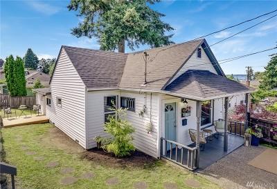Everett Single Family Home For Sale: 3308 Kromer Ave