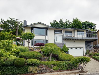 Tacoma Single Family Home For Sale: 2527 Fremont St