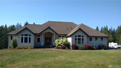 Bellingham Single Family Home For Sale: 1820 Kelly Rd