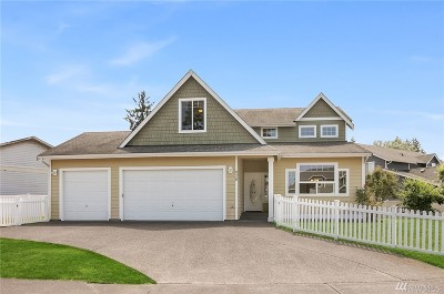 Auburn Single Family Home For Sale: 836 23rd St SE